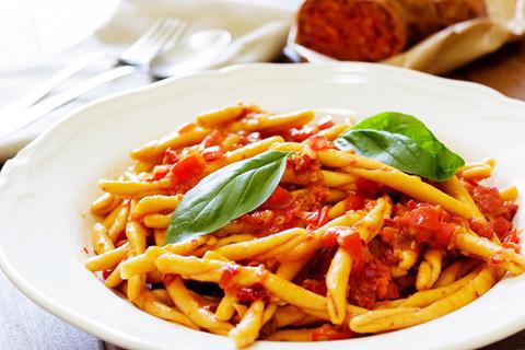 Паста по-неаполитански / Pasta Napoletana