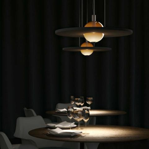 Их имя – Silence: Звукопоглощающие светильники от Olev