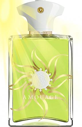 Больше солнца с Amouage Sunshine - часть 2