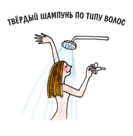 Какой твёрдый шампунь подойдёт для ваших волос?