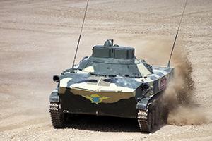 «Реостат-1» - бронированный разведчик