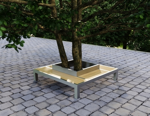 TRIF-MEBEL | Russian-Made Urban Street Furniture