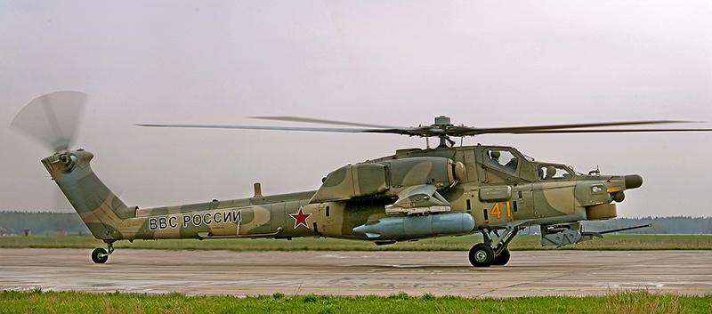 Новая версия Ми-28НМ на подходе