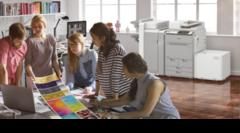 Canon представляет imagePRESS C165 — многофункциональную полноцветную цифровую систему печати формата SRА3