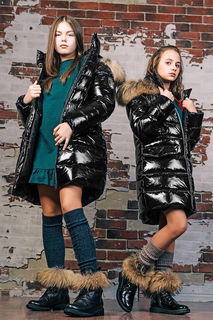 Невероятно стильные, изысканно гламурные пуховики G'n'K для холодной зимы