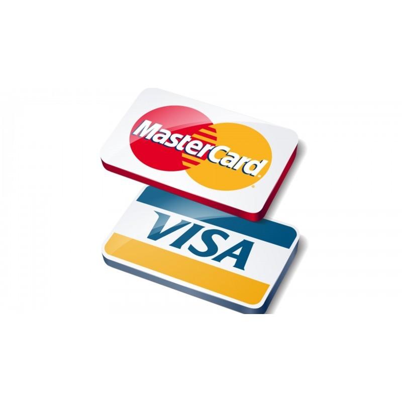 Мы принимаем оплату Банковскими картами