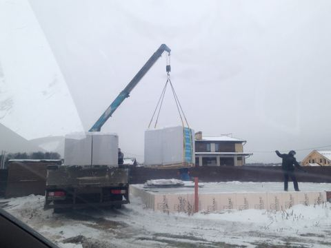 Газосиликатные блоки от компании МСКБРИК