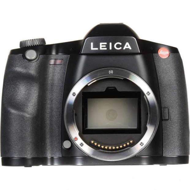 Среднеформатную Leica S3 представят в этом месяце