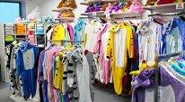 29 января - 5 февраля поступление новой коллекции пижам кигуруми. (2 минуты)