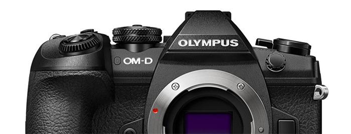 Olympus готовит камеру с новым датчиком изображения