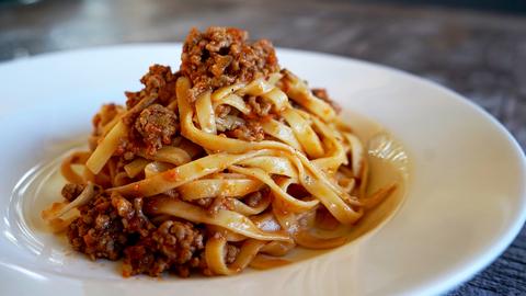 Паста Болоньезе / Pasta Bolognese