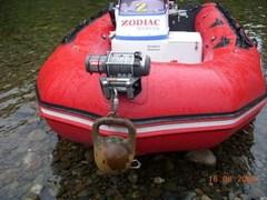 Выбор якоря для рыбацкой лодки