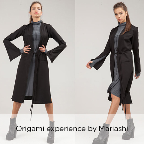 Origami experience by Mariashi