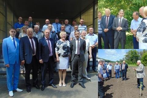 О развитии садоводства в Орловской области