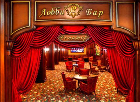 Инсталляция оборудования в Лобби баре