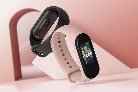 Xiaomi Mi Band 4 дата выхода в марте - апреле 2019 года.