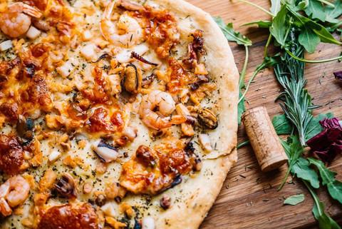 Рецепт тонкого теста для пиццы