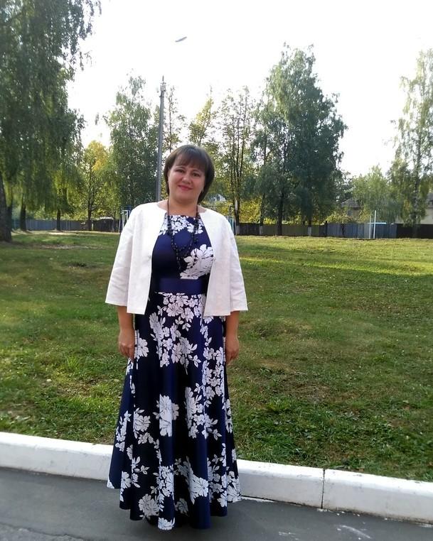 Отзыв о платье 5542 и болеро 5693/2