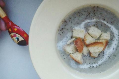 Рецепт крем-супа из шампиньонов и картофеля