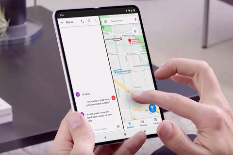 Samsung Galaxy Fold. «Раскладушки» возвращаются?