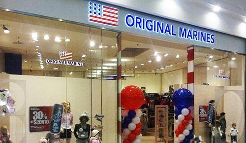 Original Marines - итальянский бренд детской одежды от 0 до 14 лет.