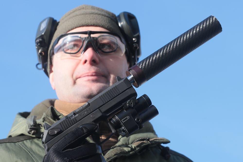 Уникальный глушитель от российских оружейников