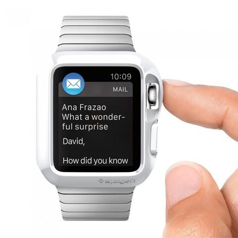 Обзор Sgp Spigen Apple Watch Case
