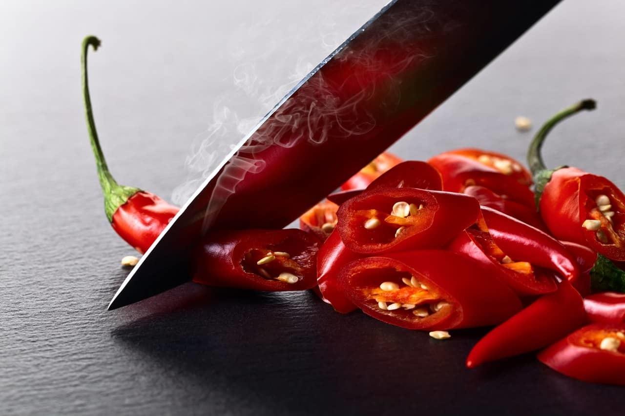 Основные преимущества ножей Samura