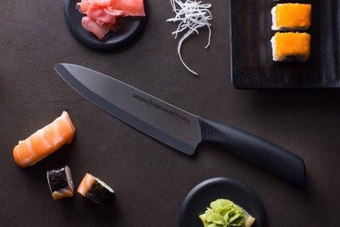 Чем керамические ножи Samura отличаются от других ножей из керамики?