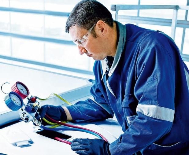 Обслуживание торгового  оборудования