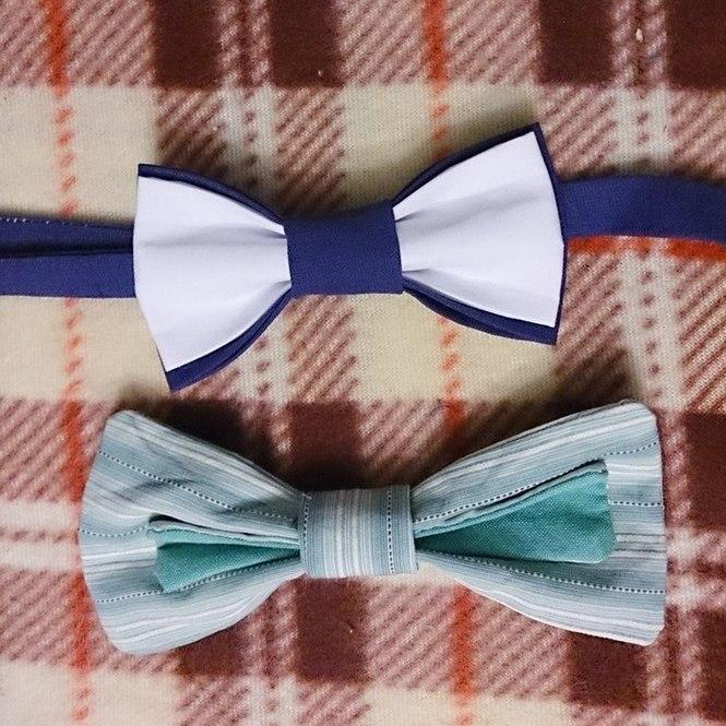 История создания галстуков-бабочек CHINASKI