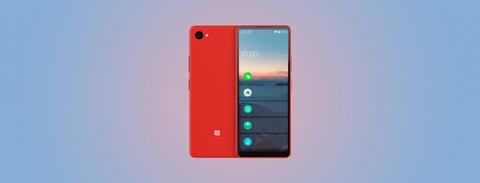 Xiaomi представила смартфон Qin размером с TV-пульт