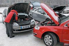 Как правильно заводить автомобиль в зимнее время года?