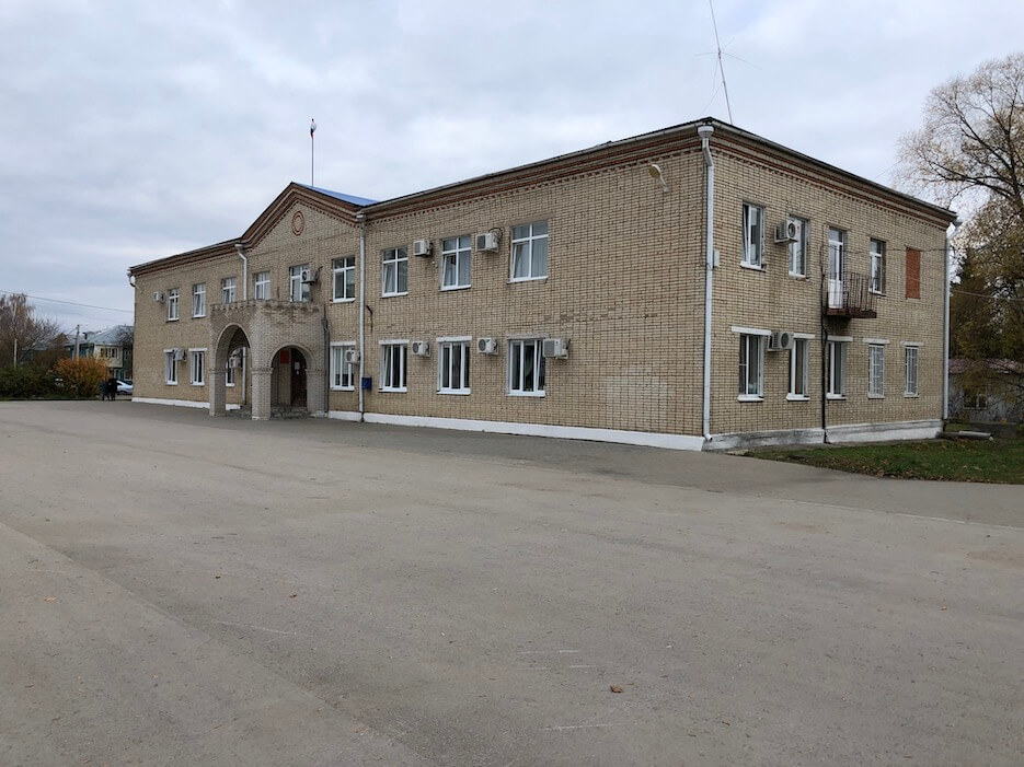 В администрации Заокского района обсудили проект газификации Костино и «Усадьбы Романово»