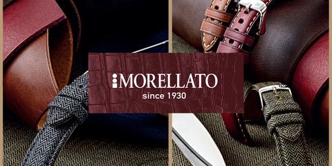 Morellato: поставщик ремешков
