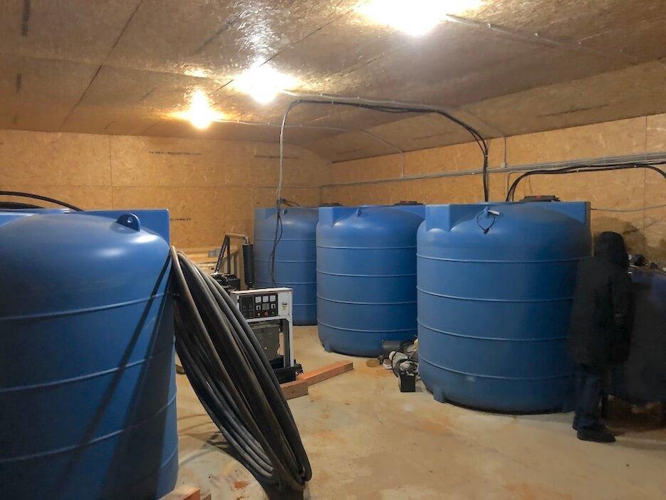 О профилактических работах в системе водоснабжения