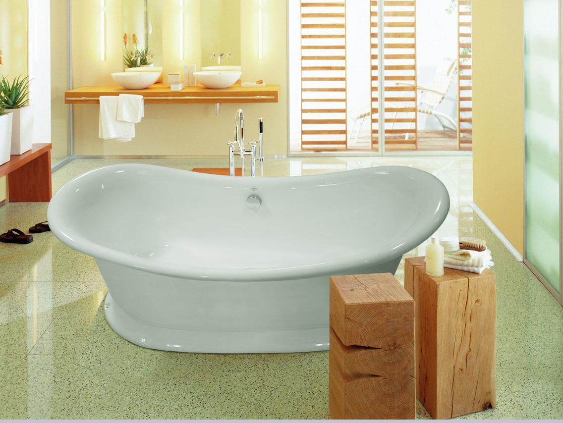 Как выбрать удобную и прочную ванну?