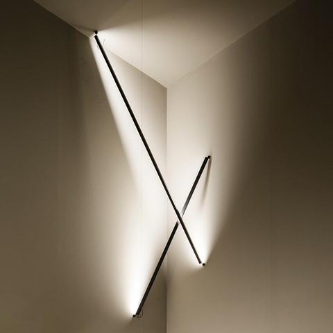 Новое измерение света: Sticks и Gradient от Vibia