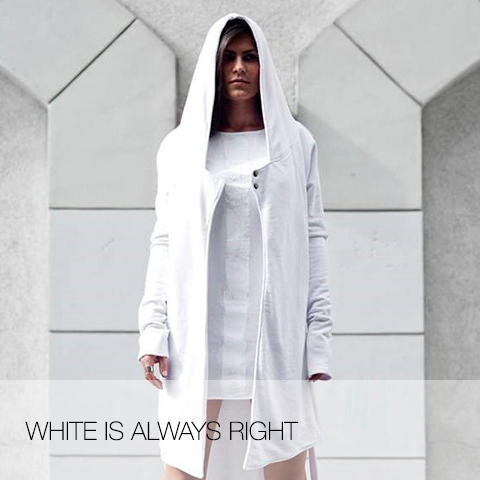White is always right