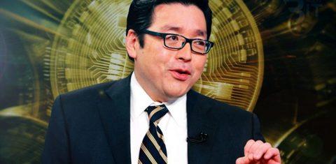 Том Ли: 54% институциональных инвесторов нащупали дно биткоина
