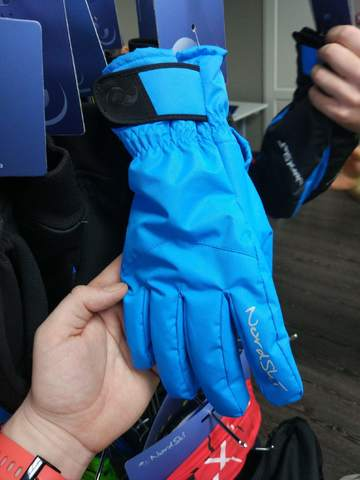 Топ-6 перчаток для лыж