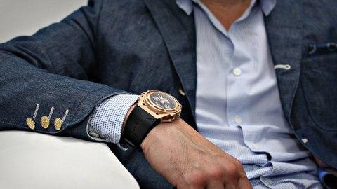 Как выбрать наручные часы для мужчин?