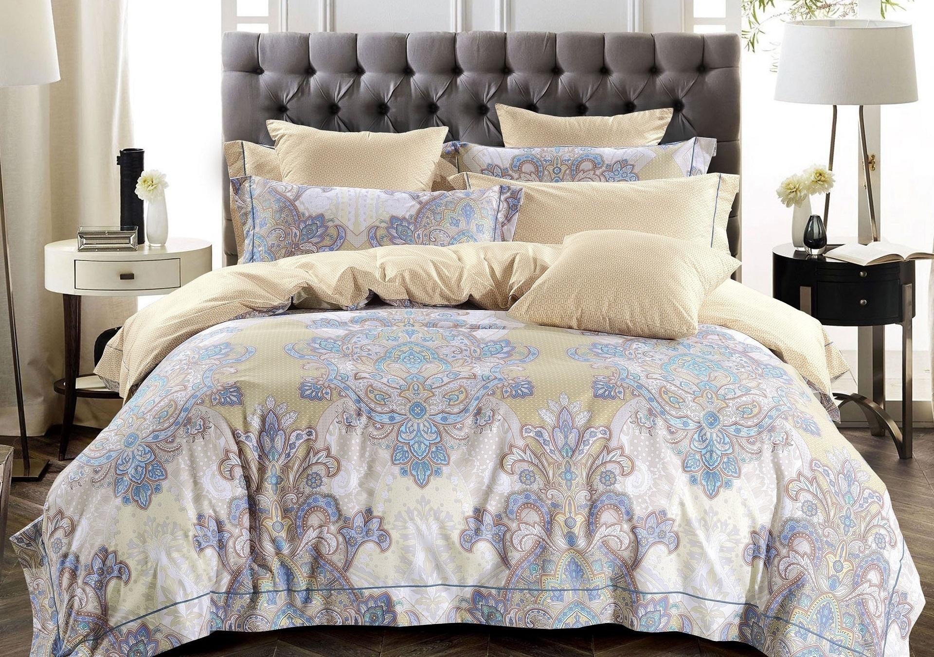 Семейное постельное белье.