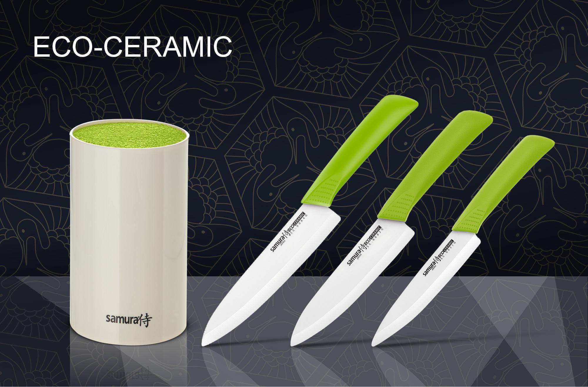 Преимущества керамических ножей