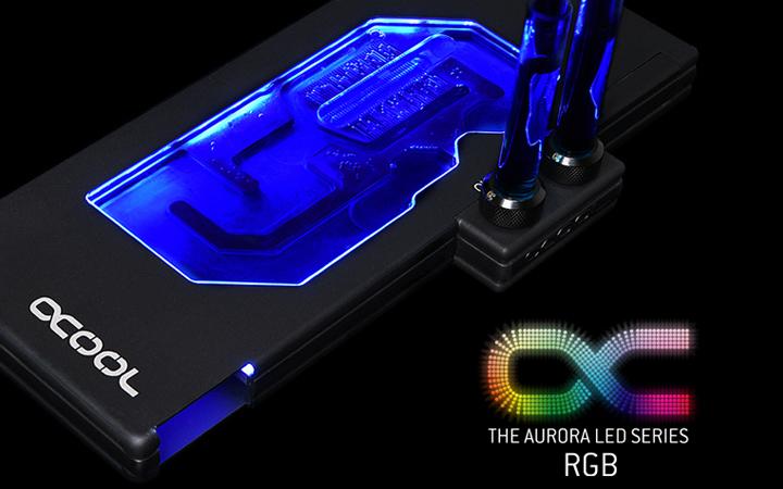 Новинка от Alphacool: Водоблоки Eisblock GPX для топовых видеокарт Nvidia и AMD