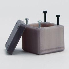 Резьбовое соединение 3D-напечатанных деталей