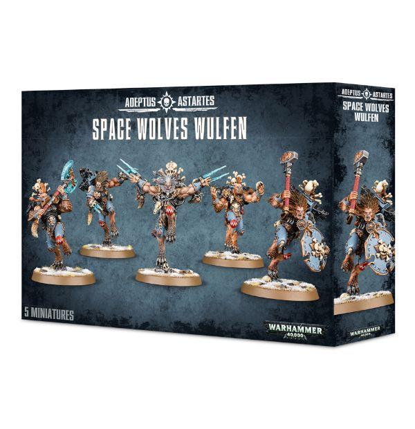 Свежие новинки для Space Wolves и Chaos Daemons уже доступны для предварительного заказа!