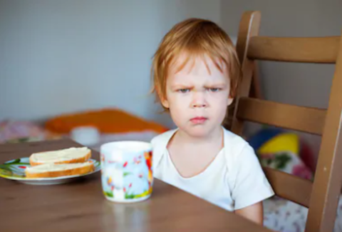 Почему дети все делают наоборот?