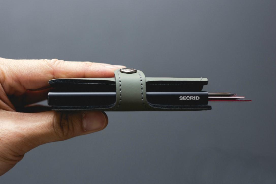 Обзор кошелька Secrid MiniWallet