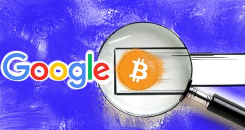 Чем вызвано снижение числа запросов Bitcoin у Google?